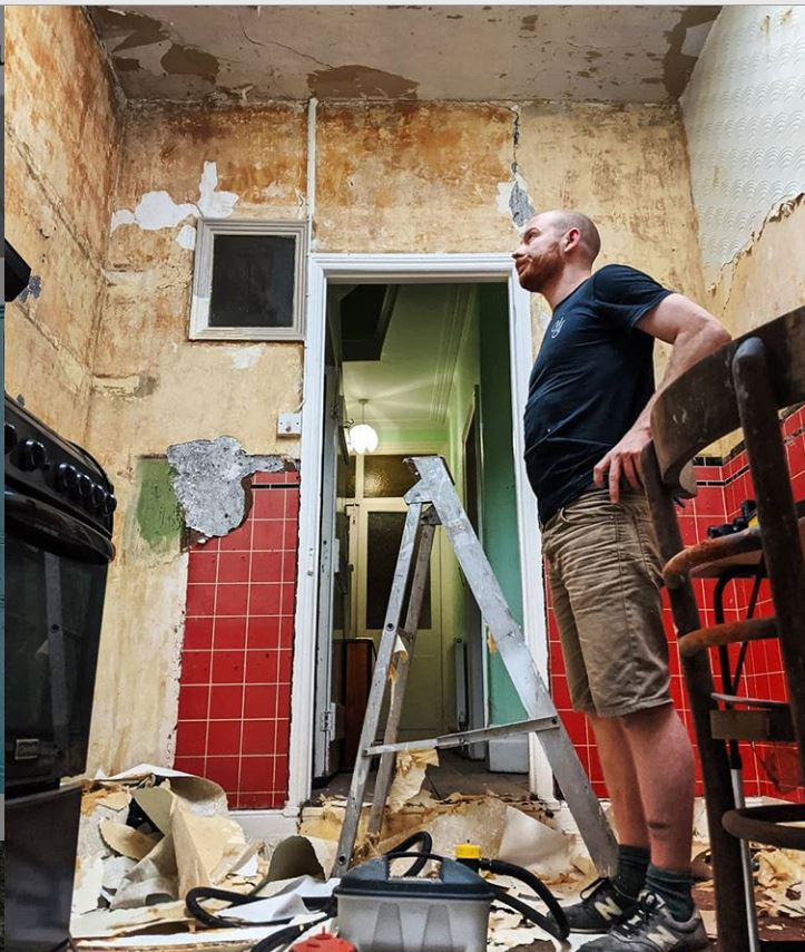 What to consider when buying a house renovation project
